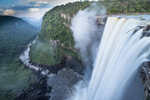 Kaieteur Falls, Kaieteur Falls National Park, Guyana