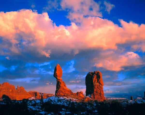 Balanced Rock Arches National Park Tom Till