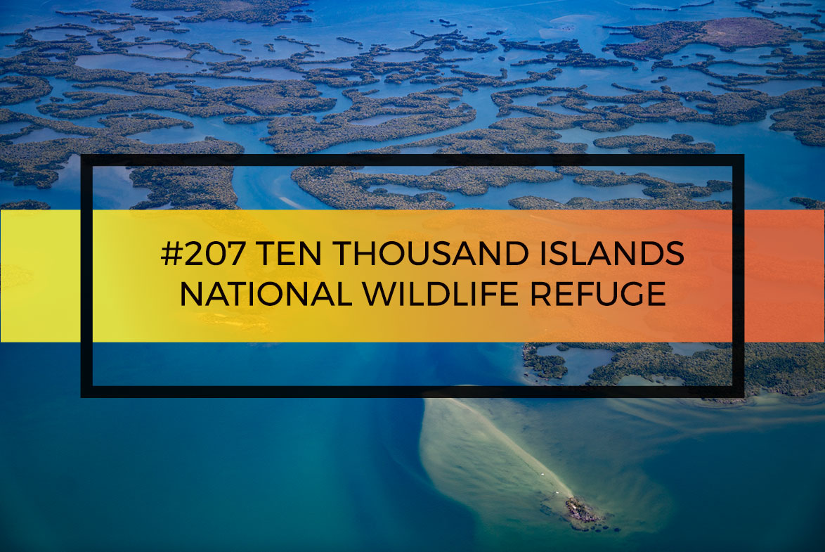 #207 TEN THOUSAND ISLANDS NATIONAL WILDLIFE REFUGE