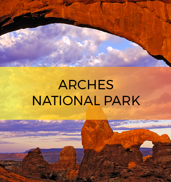 CTA for Arches National Park Collection