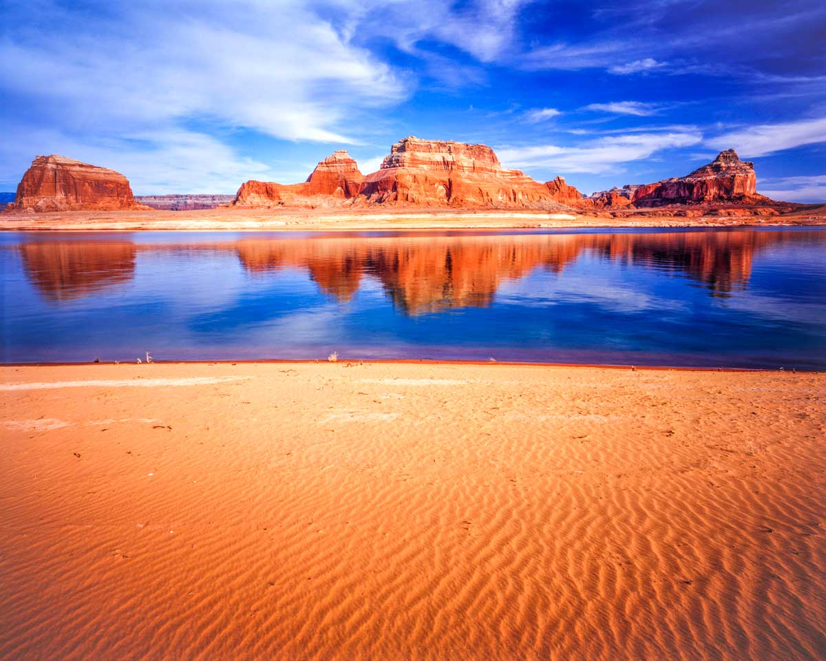 Lake Powell Beach