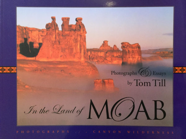 In the land of Moab - by Tom Till