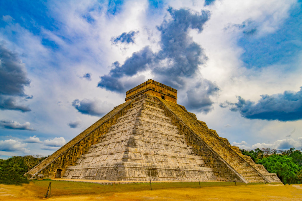 Tom Till, Chichen Itza Mexico