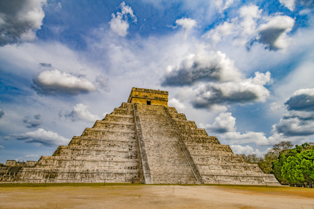 Chichen Itza, Mexico, Tom Till