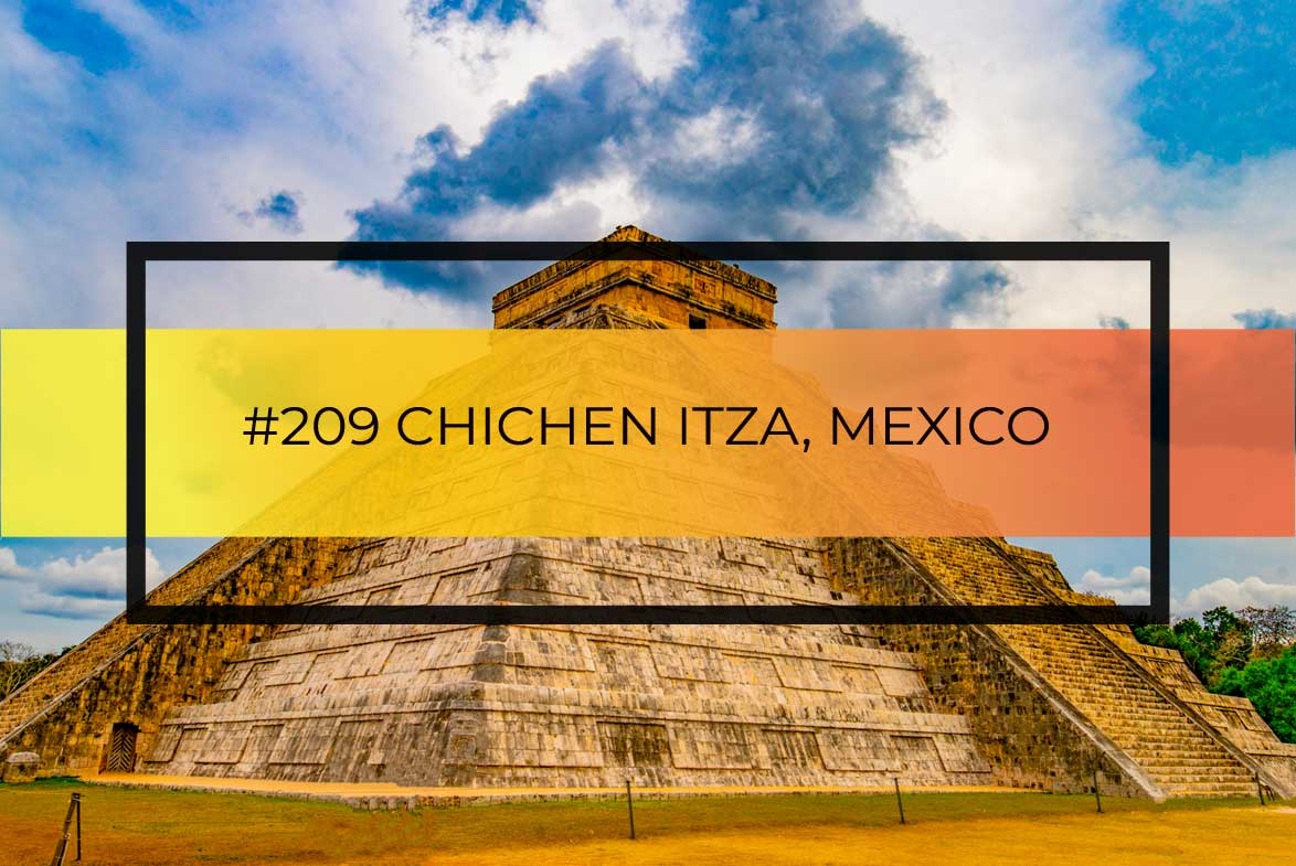 Chichen Itza - Click to read Tom's article