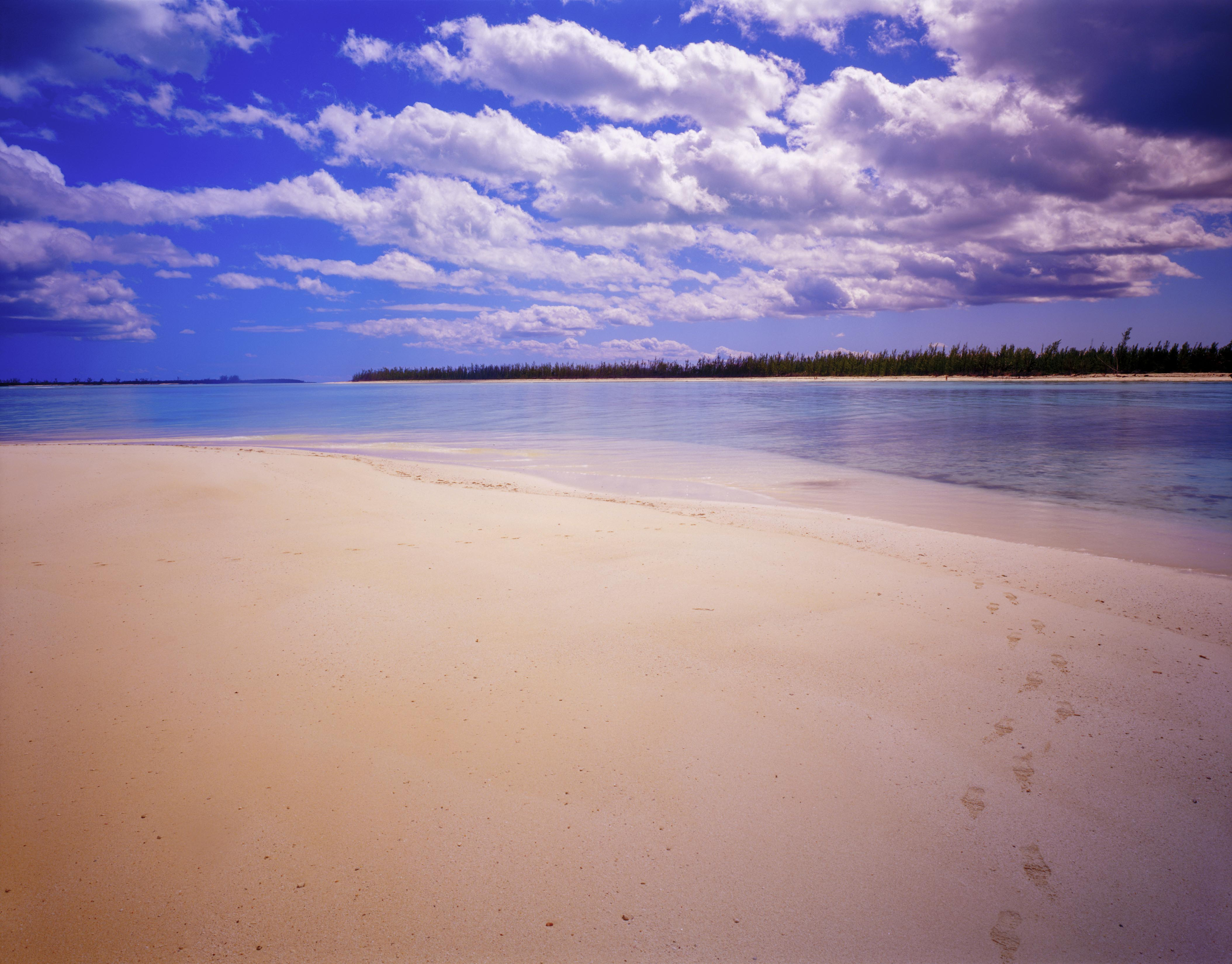 Green Turtle Cay, Abaco Islands, Bahamas photographed by Tom Till