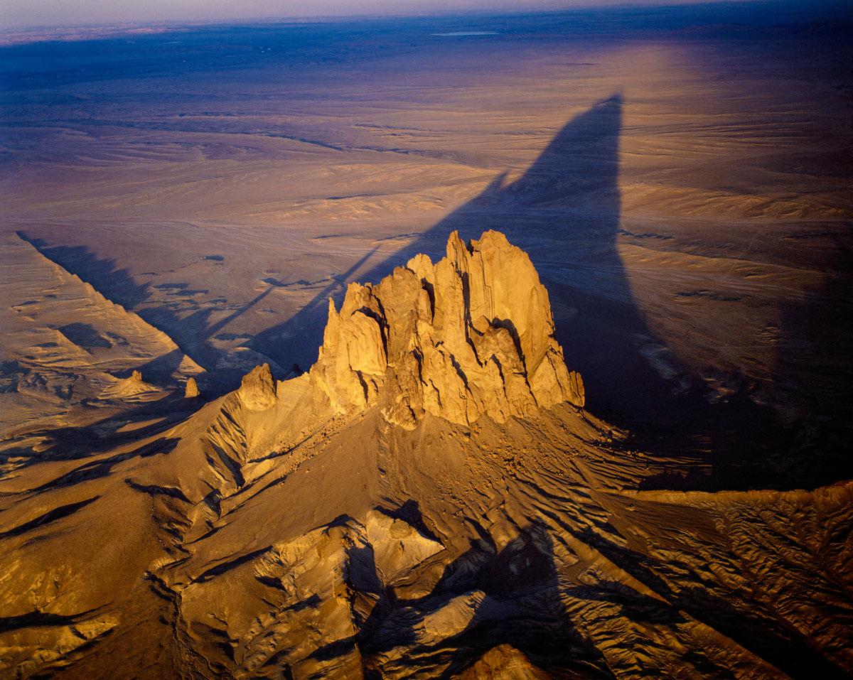 Ship Rock, New Mexico, Dineh, Tom Till