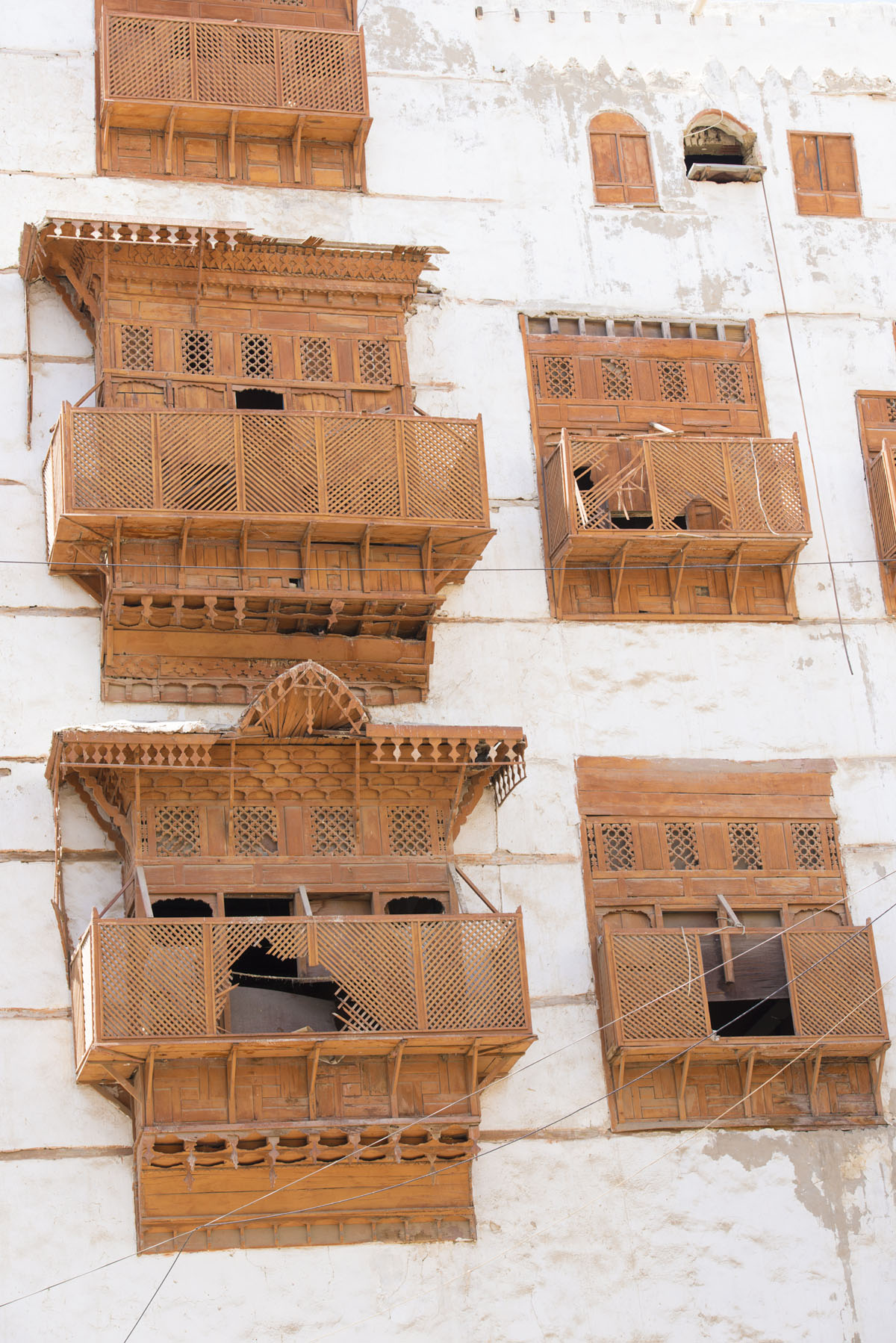 Al Balad, Historic City, Saudi Arabia, photographed by Tom Till