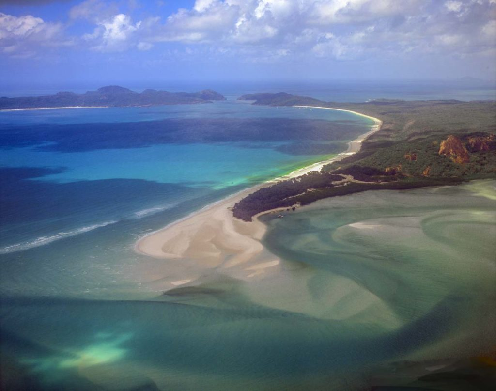 Cook Inlet tidal patterns, great Barrier Reef Marine Park, Queensland, Australia, whitsunday Islands, world's largest coral reefs